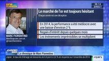 """Marc Fiorentino: """"Le marché de l'or ne se réveillera vraiment qu'en cas de crise majeure mondiale"""" - 30/01"""