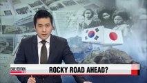 Majority of experts skeptical over Korea, Japan ties: CSIS survey