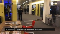 Teenager with fake gun attacks Dutch broadcaster NOS