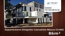 A vendre - Appartement - Ottignies-Louvainla-Neuve (1340) - 86m²