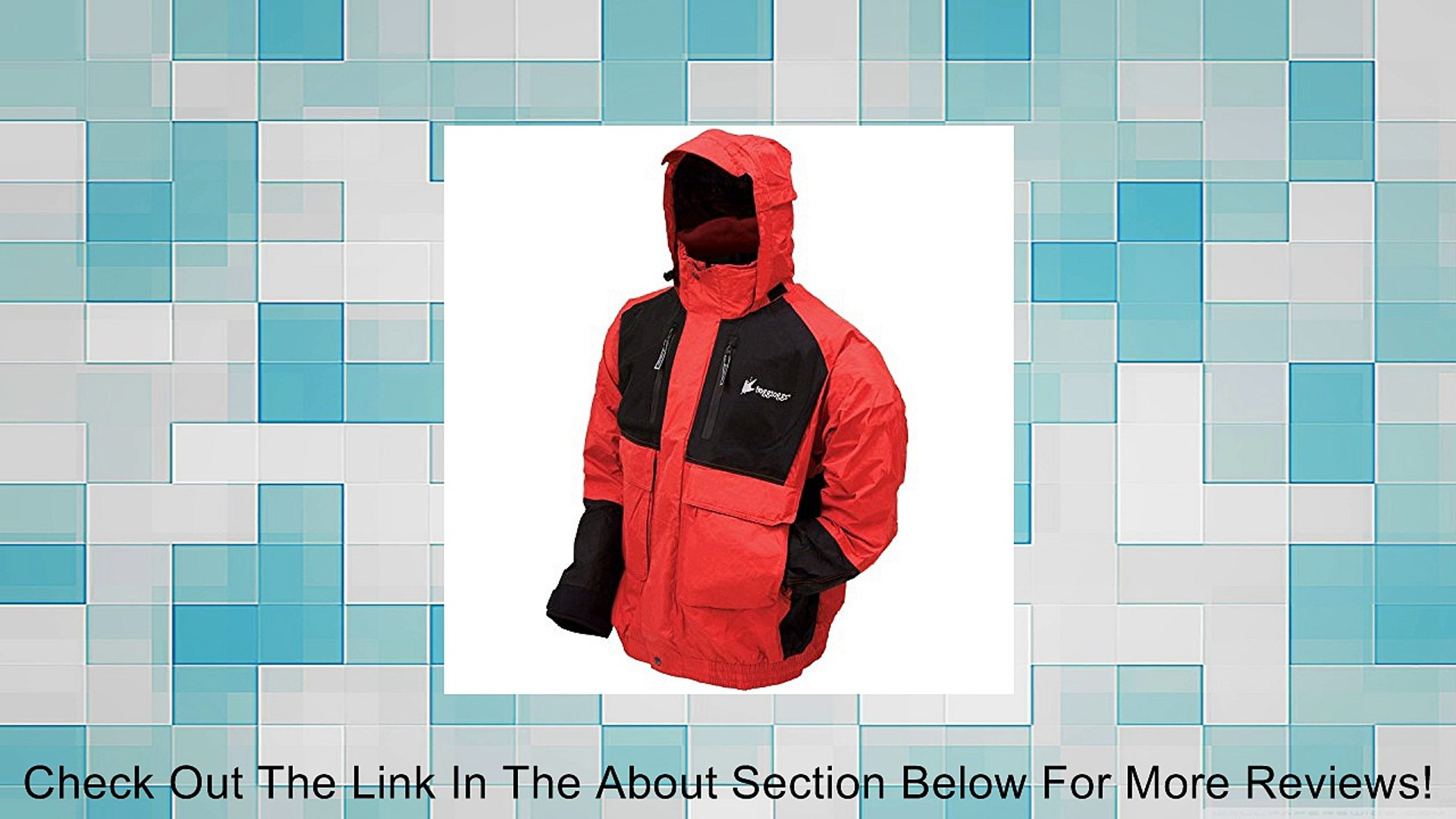 Frogg Toggs Men's Firebelly 2-Tone Jacket Review