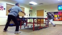 TT  ping pong Patrick Dnllulu table tennis