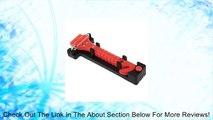 Samyo Car Emergency Rescue Hammer & Seatbelt Cutter Life Hammer Escape Hammer Window Breaker Tool (Red) Review