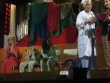 Tania Videoblog: obra de teatrode la escuela triton  del festival de navidad