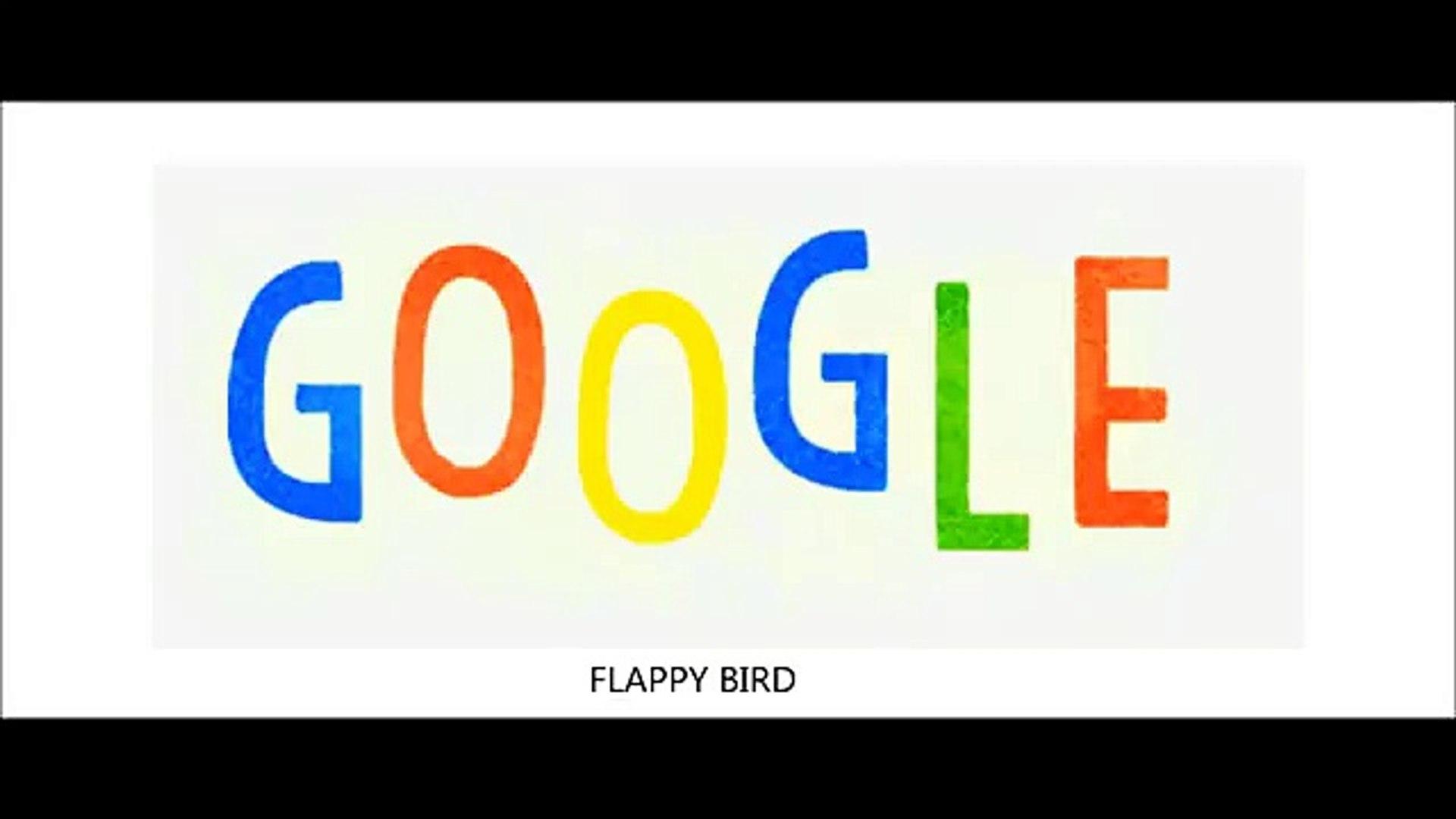 New Year's Eve 2014 - Google Doodle December 31, 2014 (2014 Trending Topics ) (HD)
