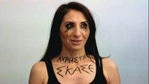 Μην κλείνεις τα μάτια! Εκστρατεία ενάντια στη βία κατά των γυναικών - Καστοριά 2015