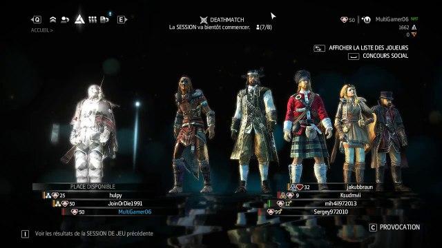 [Assassin's Creed 3]Live détente !