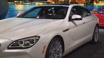2015 BMW 650i Gran Coupé auf der NAIAS 2015