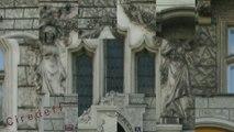 4/6 Tourisme en République Tchèque Visitez Prague Place Venceslas l'Hôtel de ville, l'église Saint-Nicolas -- Tourism in Czech Republic Prague Town hall St. Nicolas Church -- Tourismus in Tschechische Republik Besuchen Sie Prag Wenzels St. Nikolaus-Kirche