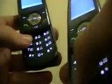 I'm Yours de Jason Mraz avec deux claviers de téléphones