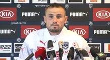 Point Presse - Nicolas Pallois - Bordeaux vs Guingamp