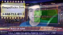 Phoenix Suns vs. Chicago Bulls Free Pick Prediction NBA Pro Basketball Odds Preview 1-30-2015