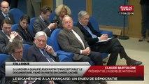 Table ronde - Colloque du 17/04/2014 sur le bicamérisme à la française - En séance