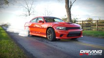 2015 Dodge Charger Supercharged Hellcat Review + Epic Burnouts