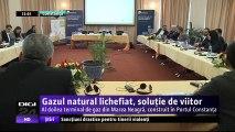 Gazul natural lichefiat, soluţie de viitor. Al doilea terminal de gaz din Marea Neagră, construit în Portul Constanţa