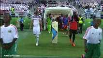 CAN 2015 Tunisie vs RD Congo 1ST HALF