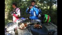 rando quad en Espagne quad et motos octobre 2014