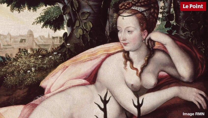 Visite interdite au château de Chenonceau # 2 : le bain de Diane de Poitiers