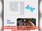 Samsung SmartCam Wireless Day/Night Video Monitoring IP Camera with Wi-Fi Direct Setting -