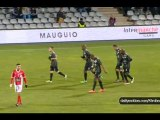 Nimes 1-1 Nancy - Goal Hadji - 30-01-2015 Ligue 2
