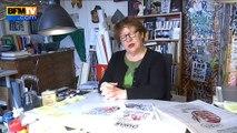 Festival d'Angoulême: les secrets de fabrication de la bande dessinée hommage à Charlie