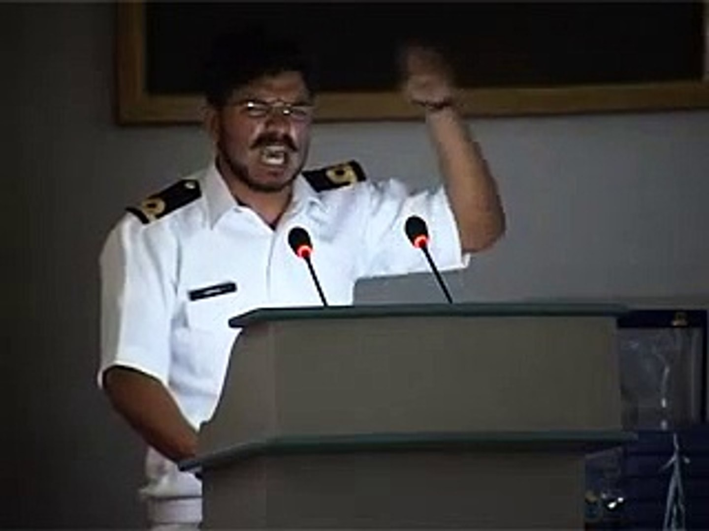 ONE OF THE BEST URDU SPEECHES IN NAVY (BY ADNAN ZAHID)