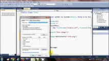 Visual Basic  NET Tutorial 49 - Working with images in iTextSharp PDF file