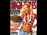 Chicas de Portada revista Marihuana 2