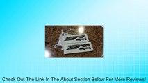 2014 2015 (2) Pair Set of GMC Chevy Silverado Sierra Tahoe Suburban Z71 4x4 Emblems OEM NEW 1500 2500 3500 Decal Review