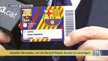 TV3 - Els Matins - Sasha Piqué Mebarak, el nou fill de Gerard Piqué i Shakira