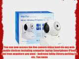 HooToo HT-IP210F Wired/Wireless WiFi Network Camera 16-LEDs (Night Vision) Extended Survey