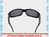 Excelvan Polarized Sunglasses HD 720P 5MP Mini Camera Digital Video Recorder DV Eyewear Camcorder