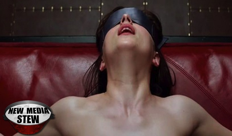 FIFTY SHADES OF GREY New Teaser & Jamie Dornan Talks Sex Scenes for Valentine's Day Release