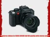 Leica V-Lux2 Super Zoom Digital Camera with 14.1 Megapixels CMOS Sensor 24x Optical Zoom 1080i
