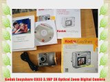 Kodak Easyshare CD33 3.1MP 3X Optical Zoom Digital Camera
