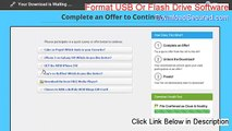 Format USB Or Flash Drive Software Crack [format usb or flash drive software 7.0 serial 2015]