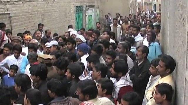 Dunya news- Shikarpur tragedy: Sindh govt observes mourning day