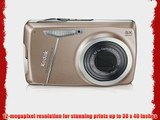 Kodak Easyshare M550 12 MP Digital Camera with 5x Wide Angle Optical Zoom and 2.7-Inch LCD