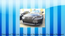 2013 2014 2015 Lexus IS Is250 Is350 06-12 License Plate Mounting Kit License Plate Relocation Kit Review
