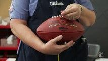 Comment sont fait les ballons de Football américain NFL : Wilson Football Factory