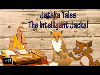 Jataka Tales - The Intelligent Jackal - Moral Stories for Children - Animated Cartoons/Kids
