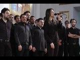 Napoli - Il Coro del San Carlo in concerto al carcere di Poggioreale -1- (30.01.15)
