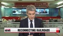 S. Korean gov't starting preparations to reconnect inter-Korean railroads