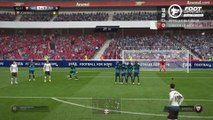 Tuto FIFA 15 : l'astuce pour marquer à tous les coups sur coup franc !