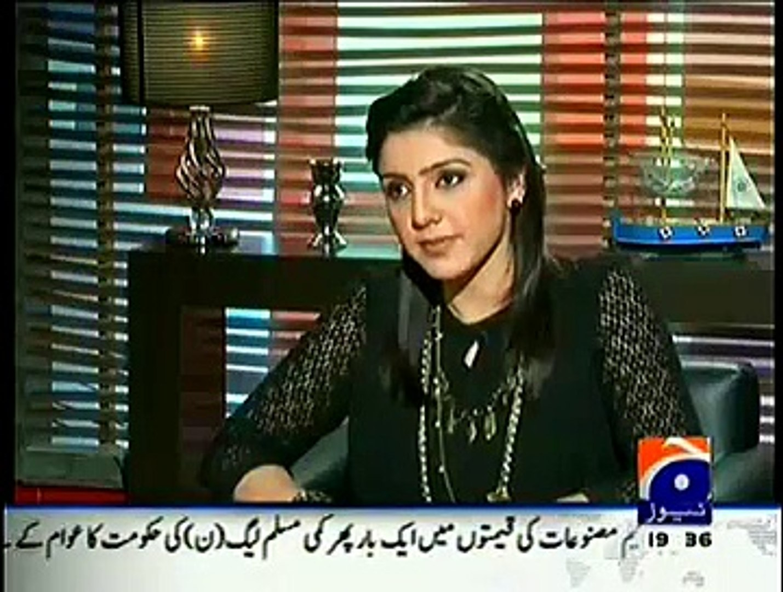 Mere Mutabiq with Sohail Waraich ~ 31st January 2015 - Pakistani Talk Shows - Live Pak News