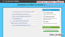 Webcam Motion Detector Full - Webcam Motion Detectorwebcam motion detector [2015]