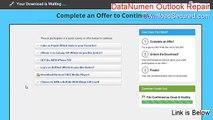 DataNumen Outlook Repair Key Gen (Instant Download)