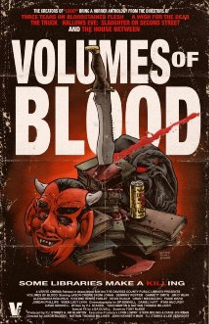 Volumes of Blood (2015) Full Movie Streaming