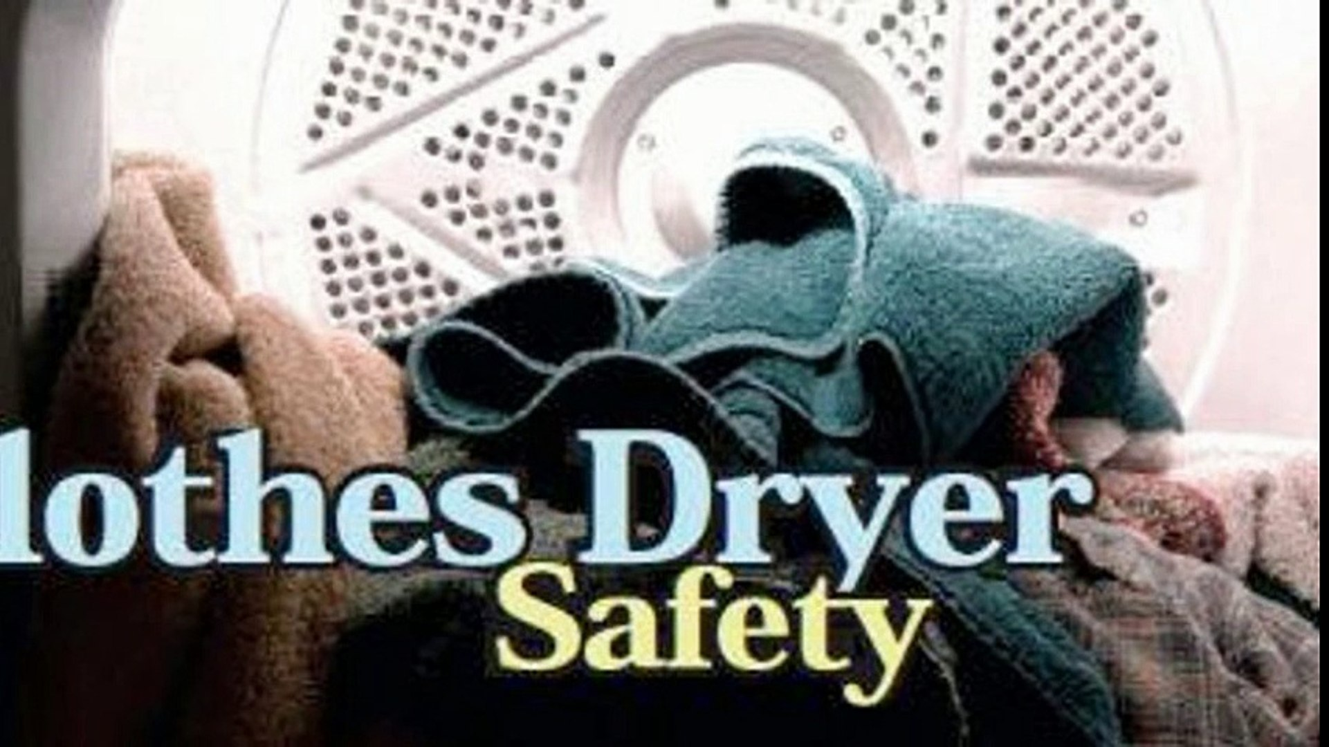 Home Inspector Boston clothes dryer safety tips