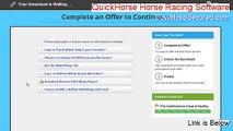 QuickHorse Horse Racing Software Crack - QuickHorse Horse Racing Softwarequickhorse horse racing software 2015